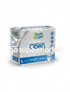 OPEN CARE PANTS LARGE 14ΤΕΜ ΒΡΑΚΑΚΙΑ ΕΝΗΛΙΚΩΝ