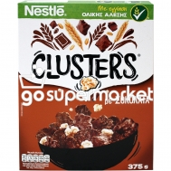 NESTLE CLUSTERS CHOCOLATE 375ΓΡ