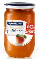 SPINSPAN ΜΑΡΜΕΛΑΔΑ ΡΟΔΑΚΙΝΟ +60% 600ΓΡ