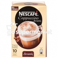 NESCAFE CAPPUCCINO STRONG STICKS 8X14,5GR