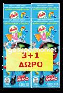 AMITA FUN ΜΠΛΕ 4Χ250ML (1ΔΩΡΟ)