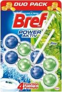 BREF WC POWER ACTIV PINE DUOS 2X50GR