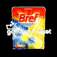 BREF WC POWER ACTIV LEMON 50GR