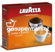 LAVAZZA CREMA E GUSTO FORTE 2X250GR