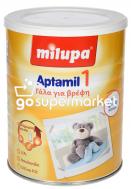MILUPA APTAMIL N1 ΓΑΛΑ ΣΚΟΝΗ 800ΓΡ