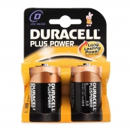 DURACELL PLUS POWER ΜΠΑΤΑΡΙΕΣ D 2ΤΕΜ