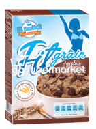 MR BREAKFAST FITGRAIN DARK CHOCOLATE 375GR