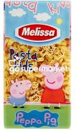MELISSA PASTA KIDS PEPPA PIG 500ΓΡ ΖΥΜΑΡΙΚΑ
