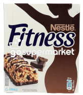 NESTLE FITNESS BARS DARK CHOCOLATE 6X23.5GR