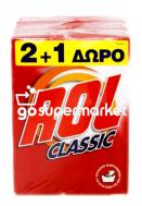 ROL CLASSIC ΣΚΟΝΗ ΧΕΡΙΩΝ 380ΓΡ 2+1ΔΩΡΟ