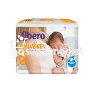 LIBERO N1 NEW BORN 2-5KGR 44ΤΕΜ