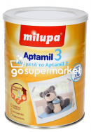 MILUPA APTAMIL ΓΑΛΑ ΣΚΟΝΗ Ν3 800ΓΡ