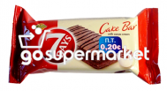 7DAYS CAKE BAR ΚΑΚΑΟ 30ΓΡ (€0,20)