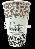COFFEE LOVERS ΠΟΤΗΡΙ 12oz 50ΤΕΜ