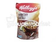 KELLOGG΄S CRUNCHY MUESLY FRUITS 380ΓΡ