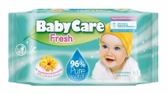 BABYCARE FRESH&PURE ΜΩΡΟΜΑΝΤΗΛΑ 63ΤΕΜ