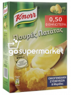 KNORR ΠΟΥΡΕΣ ΠΑΠΑΤΑΣ 250ΓΡ €-0,50