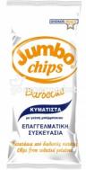 JUMBO CHIPS BARBECUE ΚΥΜΑΤΙΣΤΑ 290ΓΡ