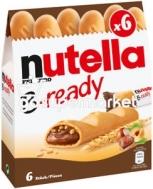 NUTELLA B-READY ΜΠΑΡΕΣ 6Χ22ΓΡ