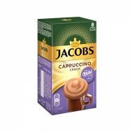JACOBS CAPPUCCINO STICKS MILKA 8Χ18ΓΡ