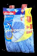 VILEDA SUPERMOCIO CLASSIC ΣΦΟΥΓΓΑΡΙΣΤΡΕΣ 1+1ΔΩΡΟ