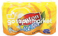 LIPTON ICE TEA ΛΕΜΟΝΙ 6Χ330ML