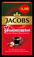 JACOBS FLAVOURS ΚΑΡΑΜΕΛΩΜΕΝΟ ΑΜΥΓΔΑΛΟ 250ΓΡ €-1,00