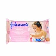 JOHNSONS BABY ΜΩΡΟΜΑΝΤΗΛΑ ON THE GO 20ΤΕΜ