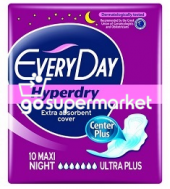 EVERY DAY HYPERDRY MAXI NIGHT 10ΤΕΜ ΣΕΡΒΙΕΤΕΣ