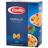 BARILLA FARFALLE ΖΥΜΑΡΙΚΑ 500ΓΡ