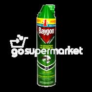 BAYGON SPRAY ΚΑΤΣΑΡΙΔΟΚΤΟΝΟ 400ML €-1,00