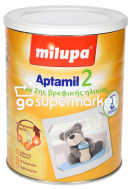 MILUPA APTAMIL 2 ΓΑΛΑ ΣΚΟΝΗ 800ΓΡ