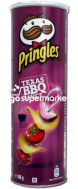 PRINGLES CHIPS BARBEQUE 165GR