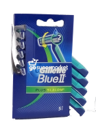 GILLETTE BLUE II PLUS 5TMX