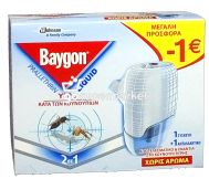 BAYGON GENIUS ΥΓΡΟ ΣΕΤ 27ML €-1.00