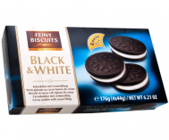 FEINY BISCUITS BLACK AND WHITE 176ΓΡ
