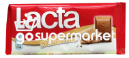 LACTA LOV`IT CHOC N BISUITS.100ΓΡ