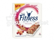 FITNESS ΜΠΑΡΕΣ ΔΗΜΗΤΡ.RED BERRIES 6X23,5GR