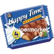 HAPPY TIME ΓΚΟΦΡΕΤΕΣ ΓΑΛΑ/ΦΟΥΝΤΟΥΚΙ 4Χ23ΓΡ