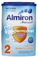 NUTRICIA ALMIRON N2 ΓΑΛΑ ΣΕ ΣΚΟΝΗ 800ΓΡ