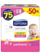 SEPTONA PANTHENOL ΜΩΡΟΜΑΝΤΗΛΑ 3ΠΑΚΧ75ΤΕΜ -50%