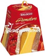 BALOCCO PANDORO ΚΕΙΚ 750GR (ΣΥΣΚ/ΣΙΑ ΔΩΡΟΥ)
