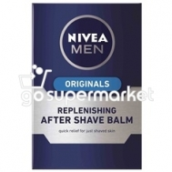 NIVEA AFTER SHAVE BALSAM 100ML REPLENISHING