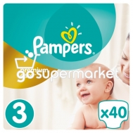 PAMPERS PREMIUM CARE ΠΑΙΔΙΚΕΣ ΠΑΝΕΣ Ν3 5-9KGR 40ΤΕΜ