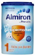 NUTRICIA ALMIRON N1 ΓΑΛΑ ΣΕ ΣΚΟΝΗ 800ΓΡ