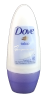DOVE ROLL-ON TALCO 50ML