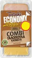 TOSTAKI ECONOMY COMBI ΓΑΛΟΠ.ΚΑΠΝ./GOUDA 360ΓΡ €1,99