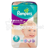 PAMPERS ACTIVE FIT ΠΑΝΕΣ Ν5 11-25ΚΙΛΑ 20ΤΕΜ