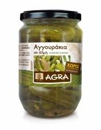 AGRA ΑΓΓΟΥΡΑΚΙΑ ΤΟΥΡΣΙ ΒΑΖΟ 670ΓΡ