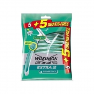 WILKINSON EXTRA2 SENSITIVE 5+5ΤΕΜ